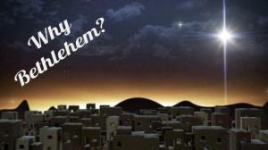 WhyBethlehem